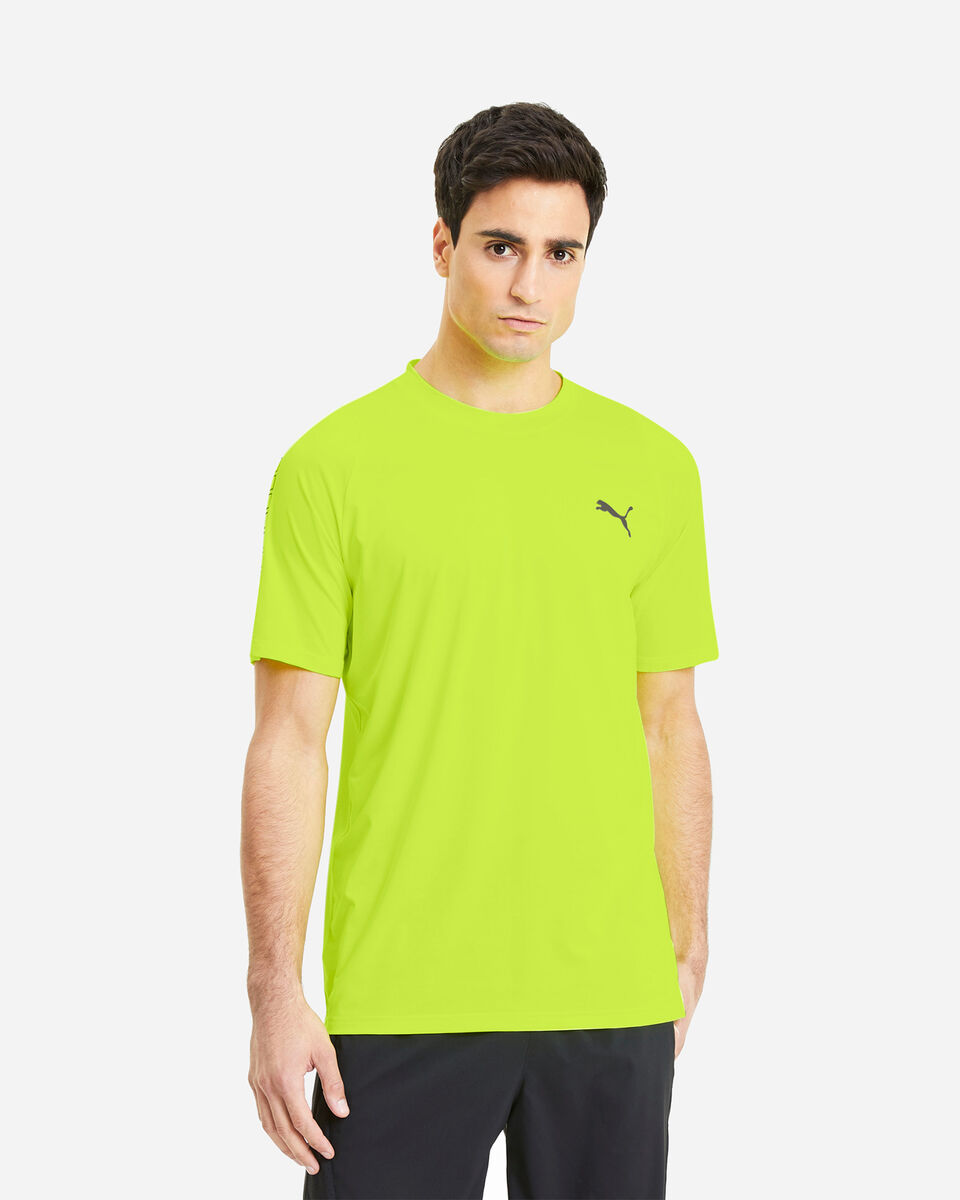 T-Shirt training PUMA LQCELL H POWER THERMO M S5172765 scatto 2