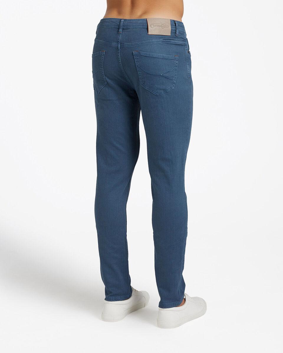 Jeans COTTON BELT 5T HAMILTON SLIM M S4081768 scatto 1