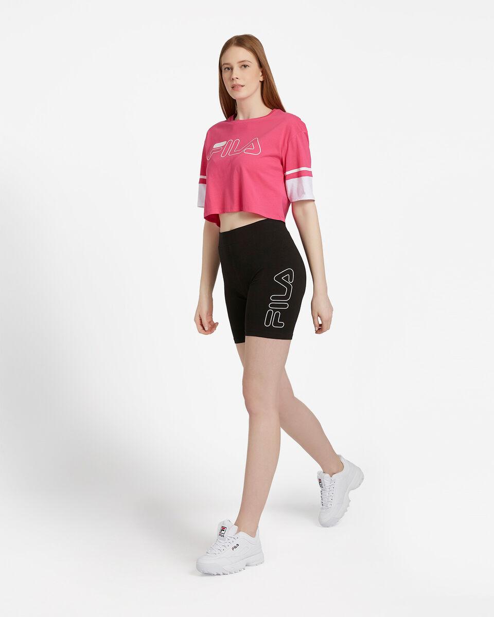 T-Shirt FILA LOGO W S4074228 scatto 3