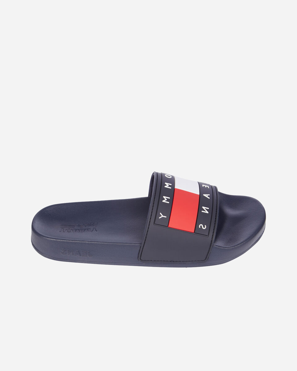 Ciabatte TOMMY HILFIGER ESSENTIAL FLAG W S4088127 scatto 2