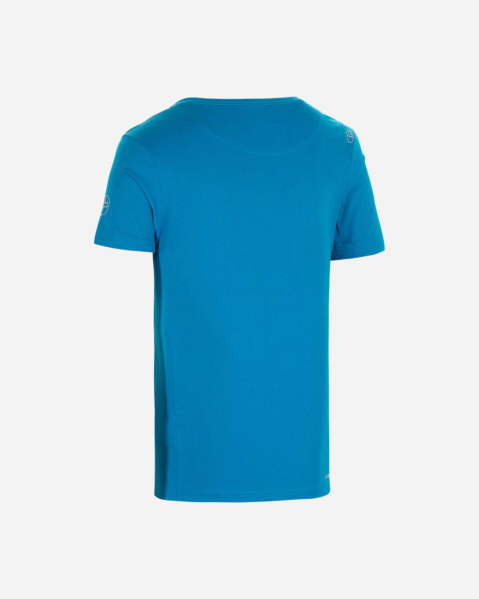 T-Shirt LA SPORTIVA CROSS SECTION M S5198829 scatto 1