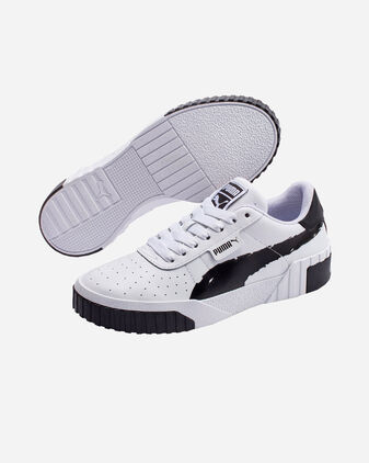 Scarpe sneakers PUMA CALI BRUSHED W