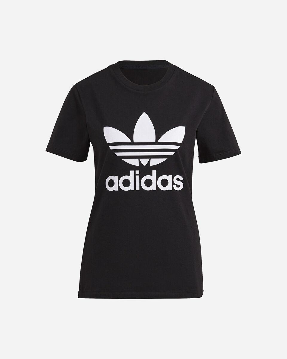 T-Shirt ADIDAS TREFOIL W S5271084 scatto 0