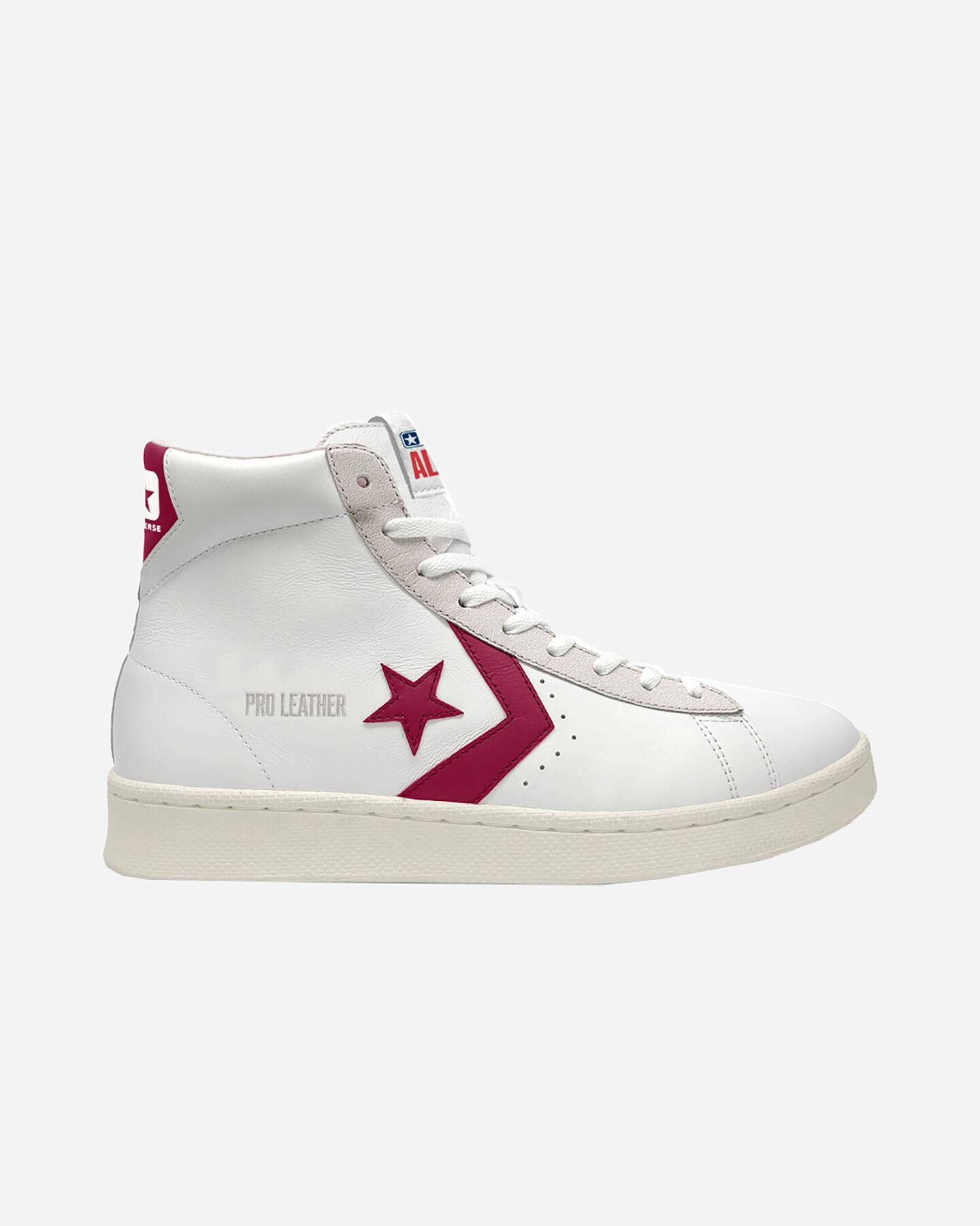 Scarpe sneakers CONVERSE PRO LEATHER M S5282508 scatto 0