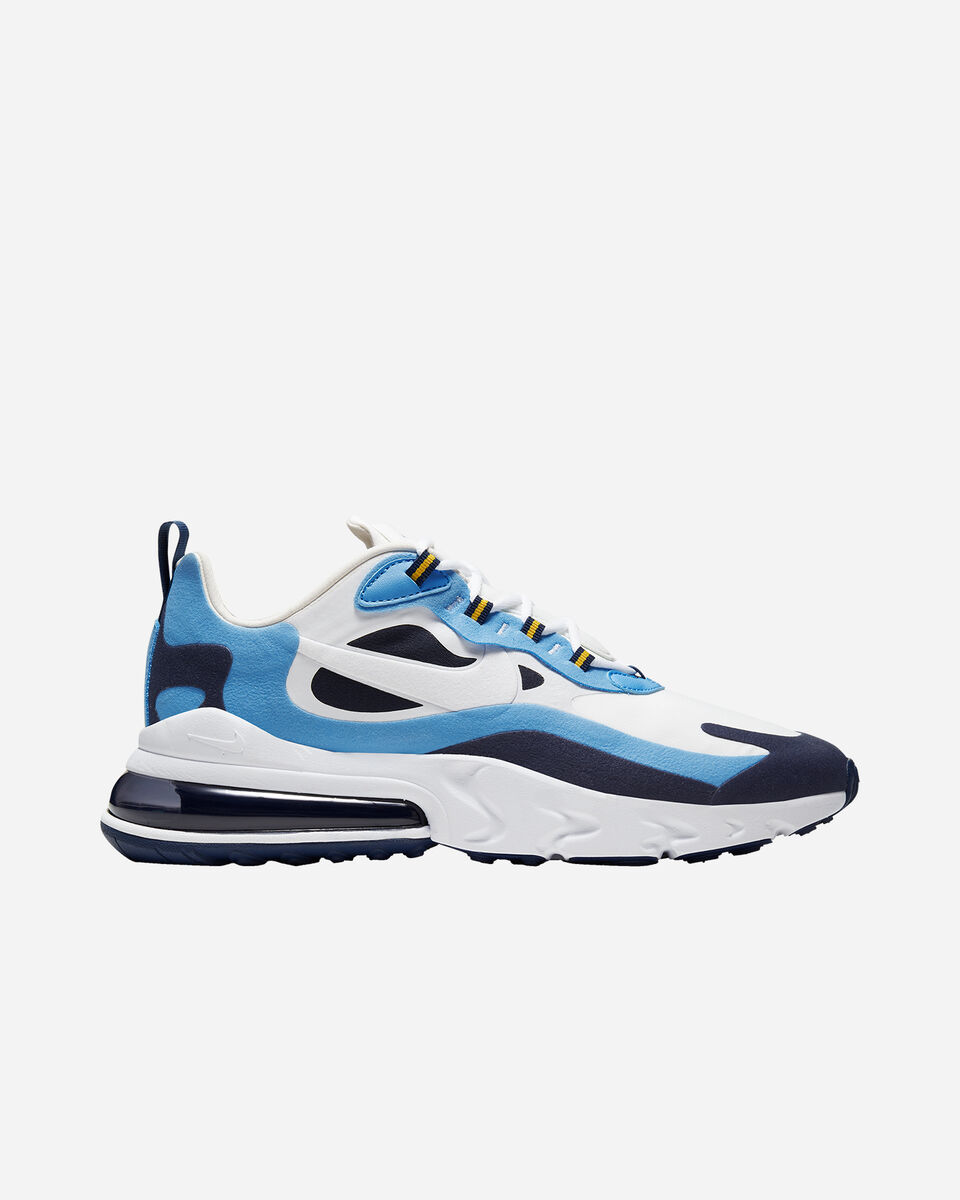 Scarpe sneakers NIKE AIR MAX 270 REACT M S5194745 scatto 0