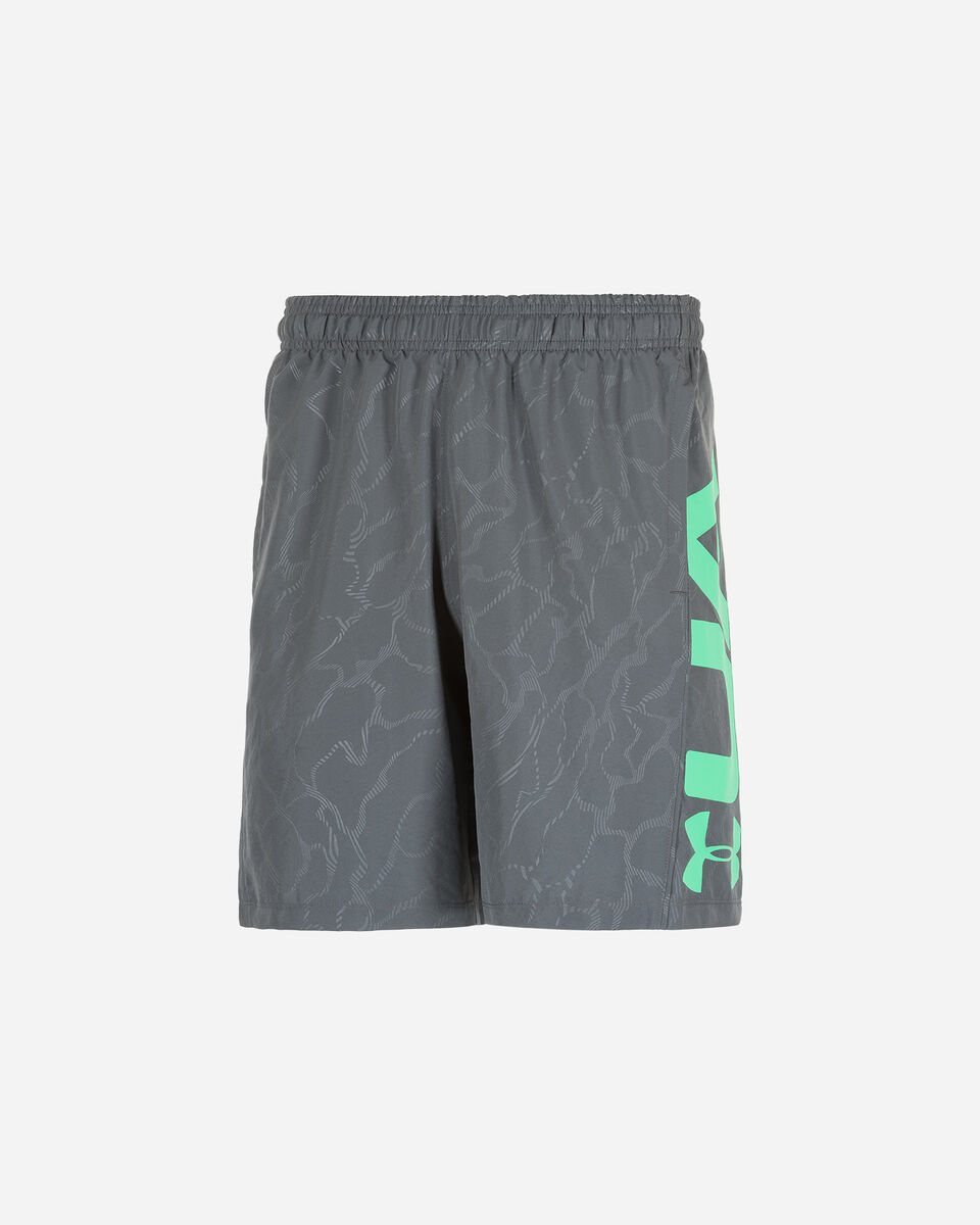 Pantalone training UNDER ARMOUR GRAPHIC EMBOSS M S5169145 scatto 0