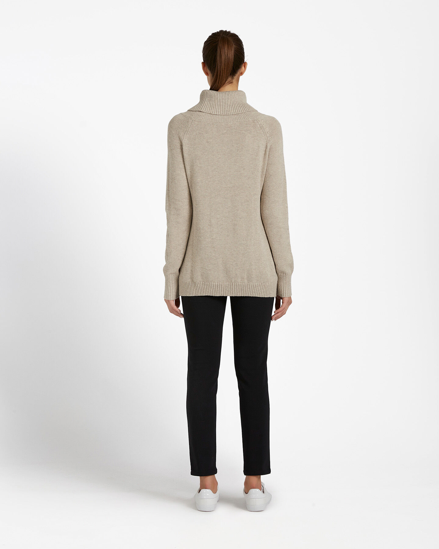 Maglione DACK'S HIGH NECK  W S4079993 scatto 2