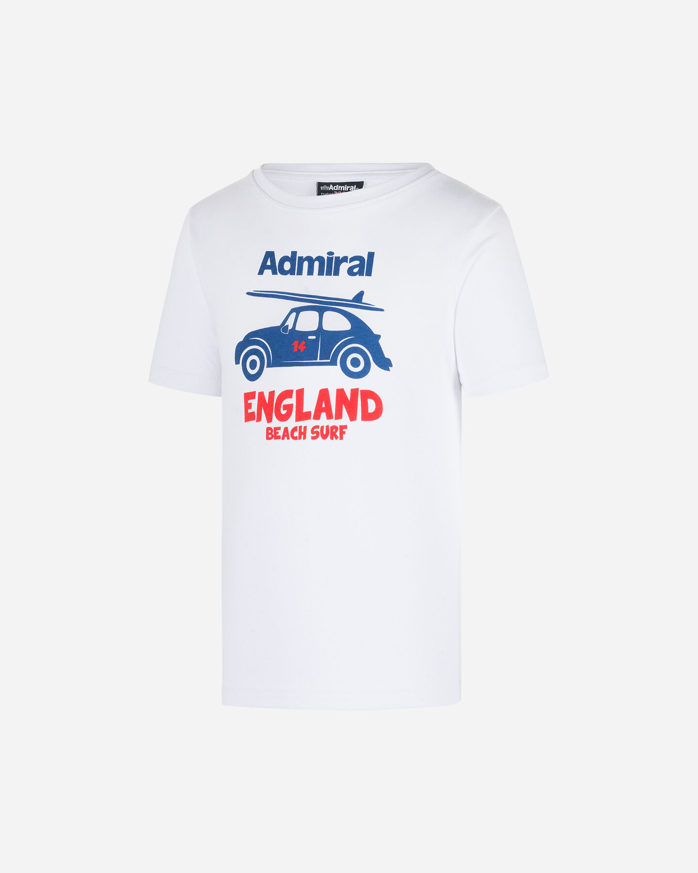 T-Shirt ADMIRAL CAR JR S4077503 scatto 0