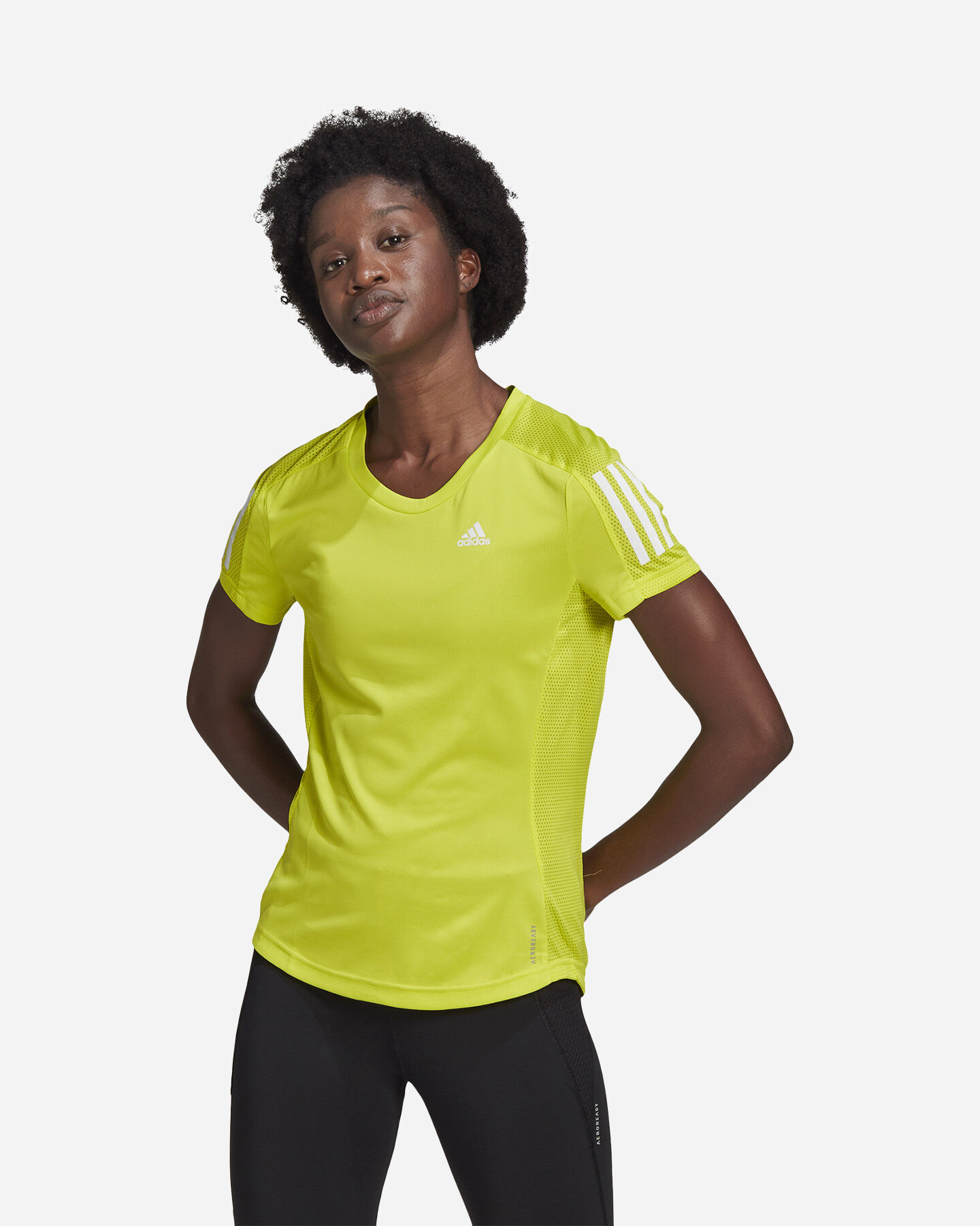 T-Shirt running ADIDAS OWN THE RUN W S5273953 scatto 1