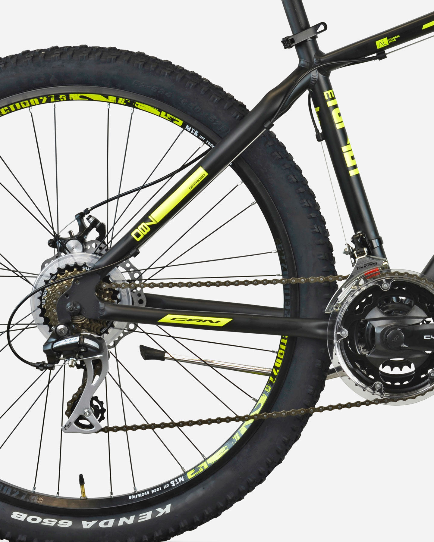 "Mountain bike CARNIELLI MOUNTAIN BIKE 27.5"" 21V M S4047623 scatto 1"