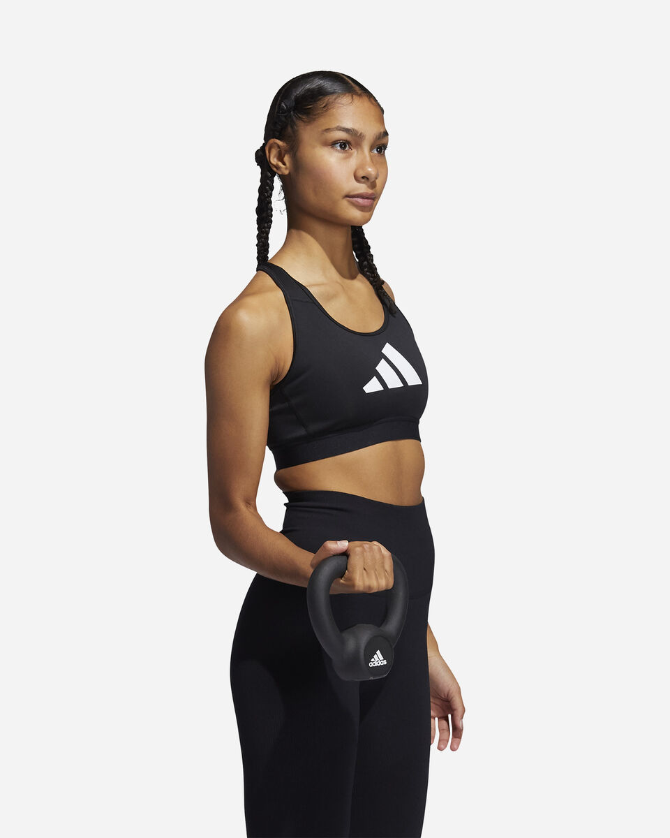 Bra training ADIDAS DONT REST 3 BARS W S5274629 scatto 3