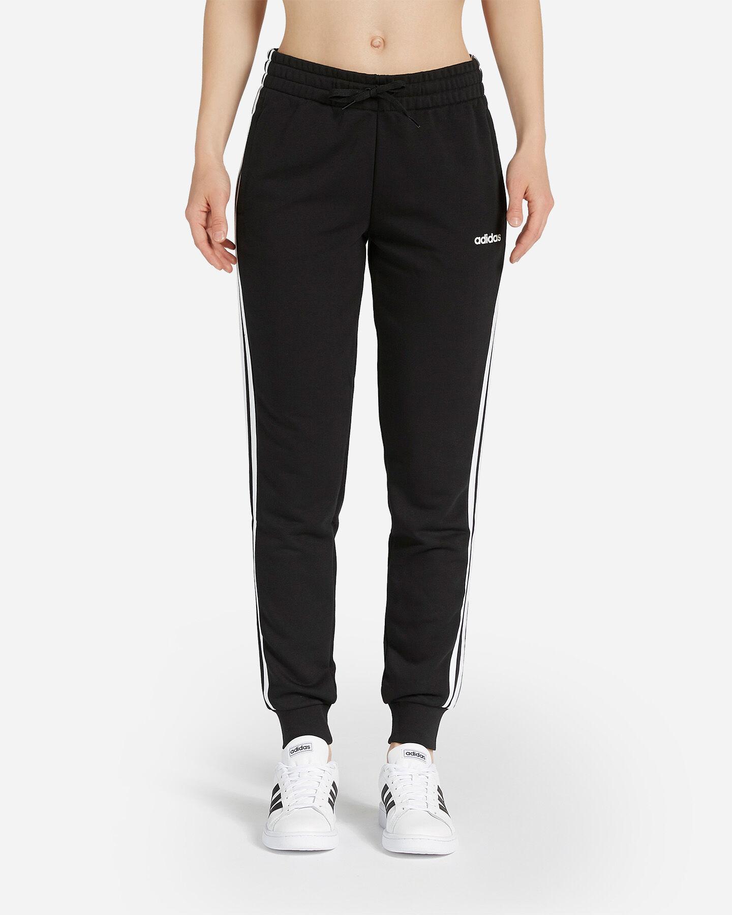Pantalone ADIDAS ESSENTIALS 3 STRIPES W S4056301 scatto 0