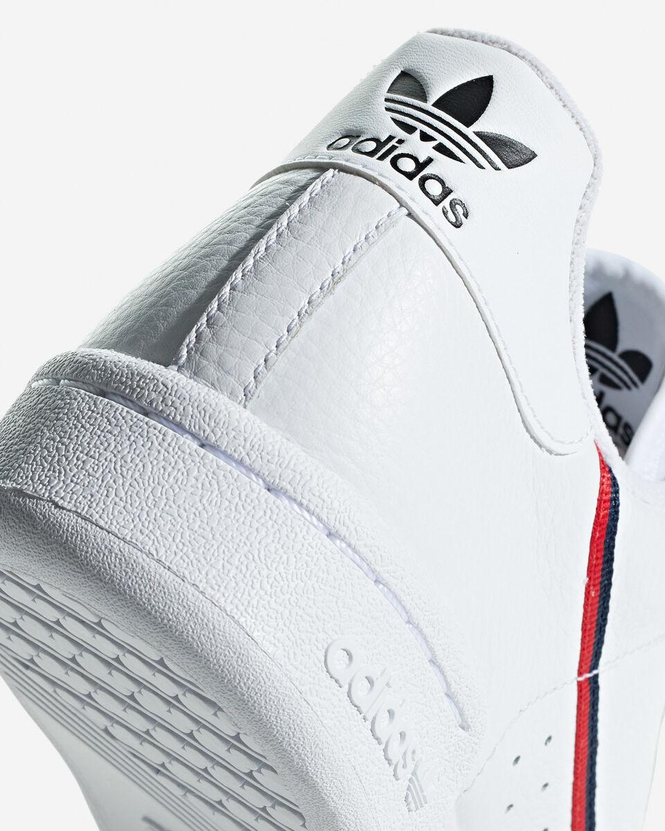 Scarpe sneakers ADIDAS CONTINENTAL 80 M S2020797 scatto 4