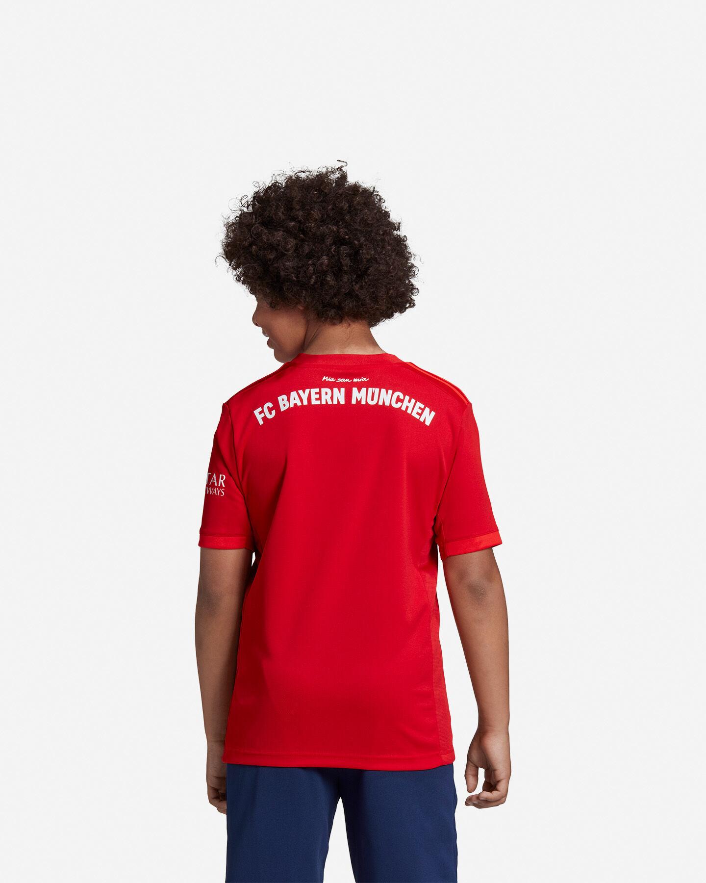 Maglia Calcio Adidas Bayern Monaco Home 19-20 Jr DX9253 | Cisalfa ...