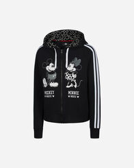 IDEE REGALO bambina DISNEY MICKEY&MINNIE B&W ZIP JR
