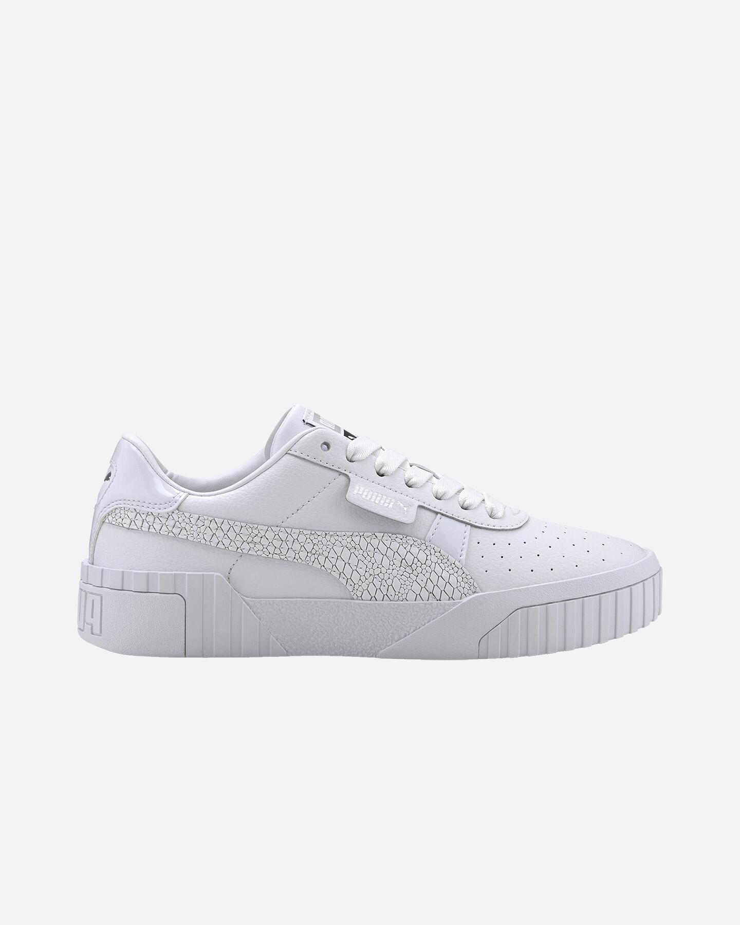 Scarpe sneakers PUMA CALI SNAKE W S5188845 scatto 0