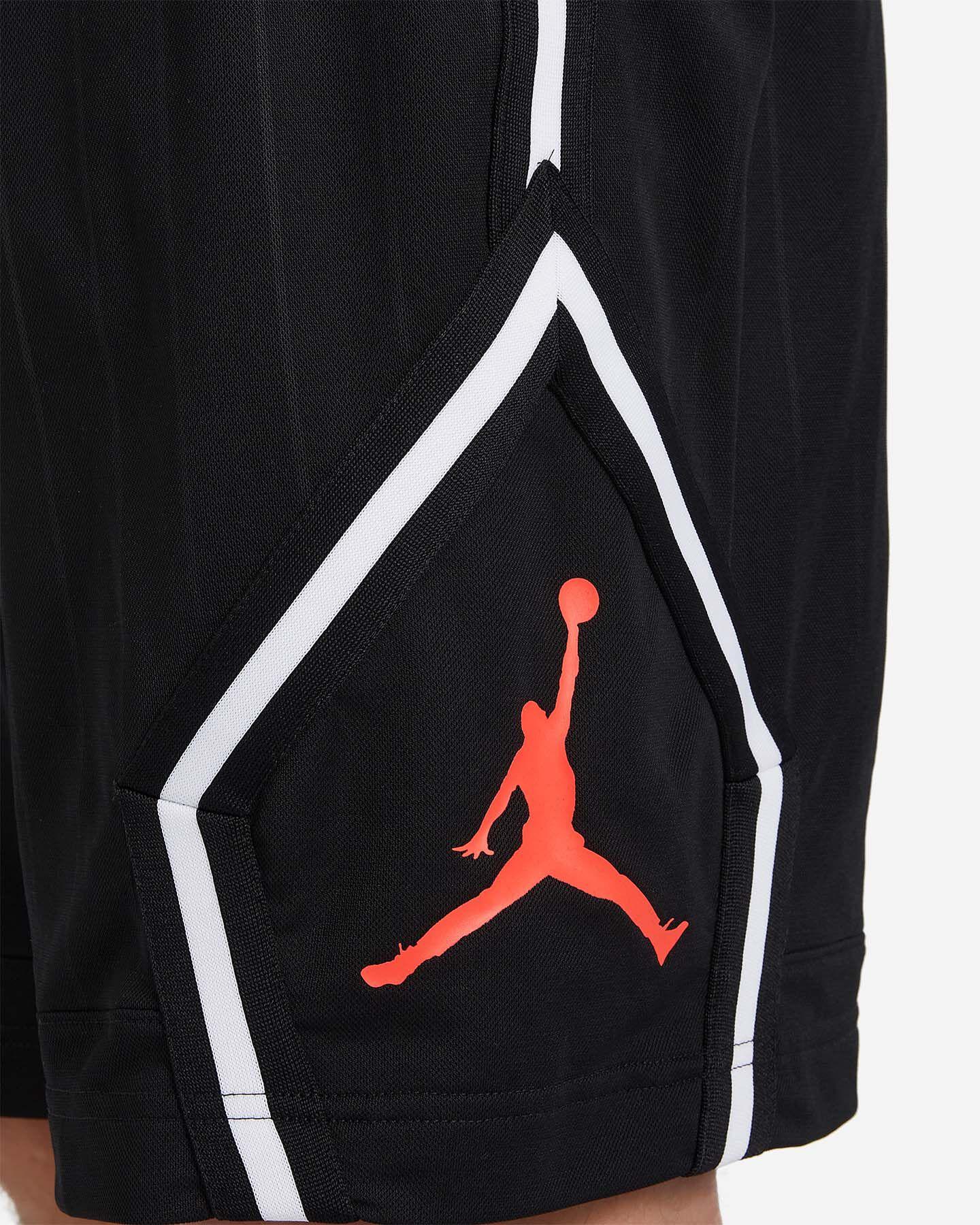Pantaloncini basket NIKE JORDAN JUMPMAN DIAMOND M S5197294 scatto 3