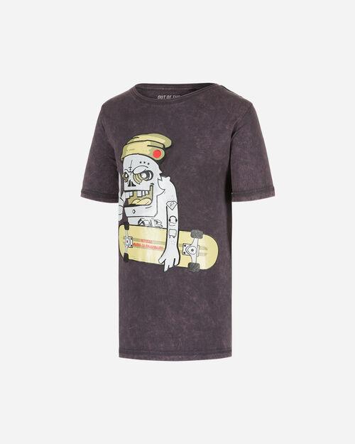 T-Shirt MISTRAL ZOMBIE JR