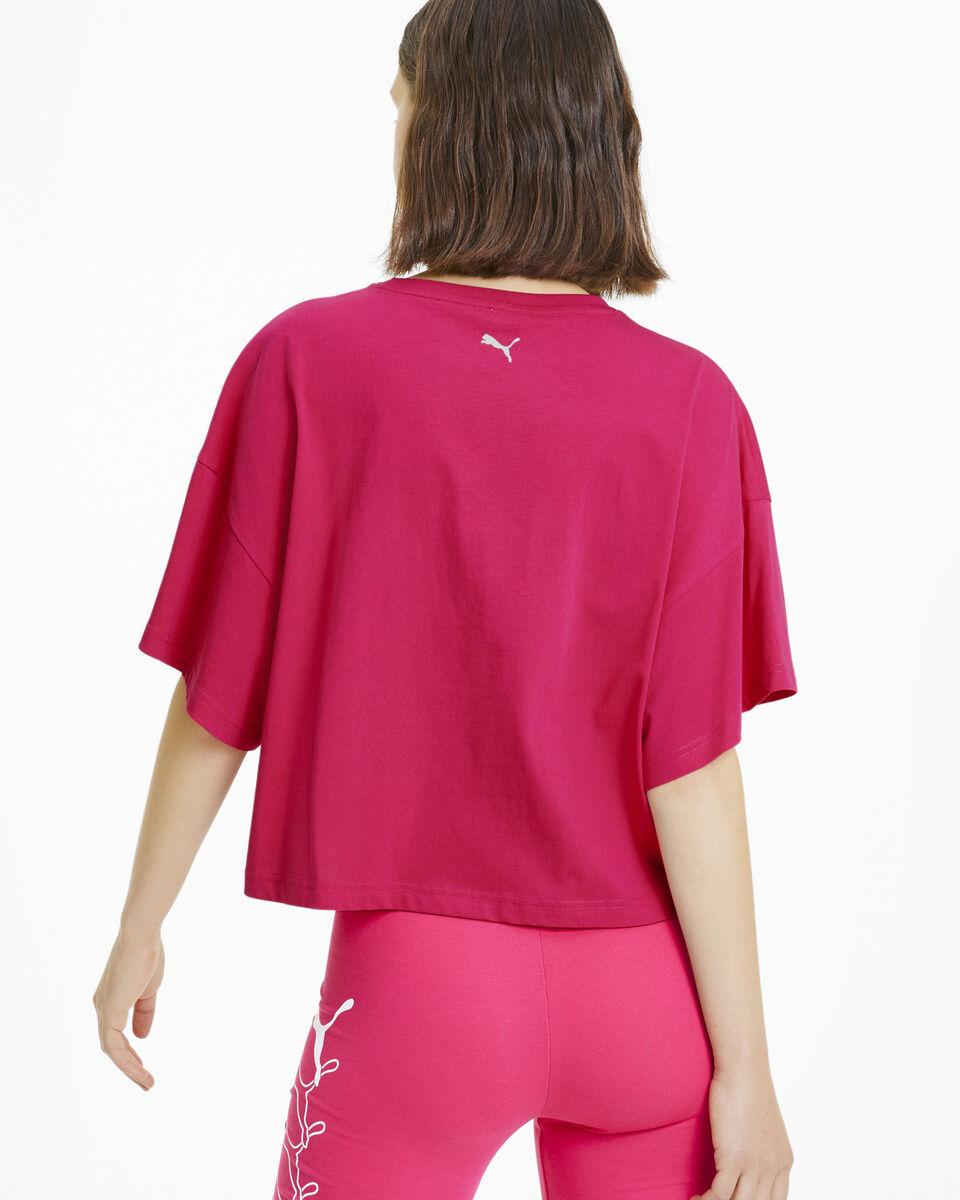 T-Shirt PUMA REBEL W S5172781 scatto 3
