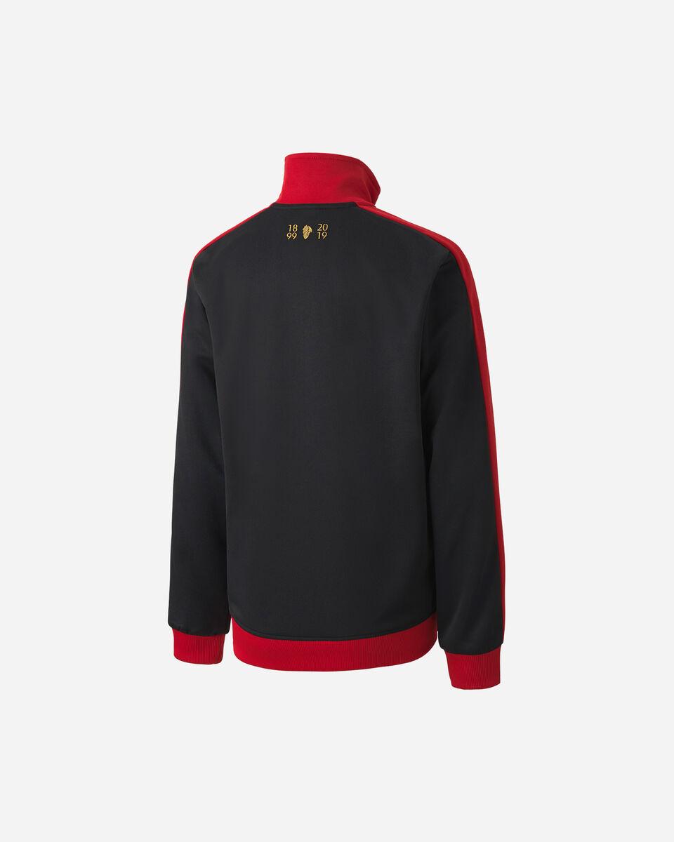 Abbigliamento calcio PUMA MILAN T7 JR S5185561 scatto 1