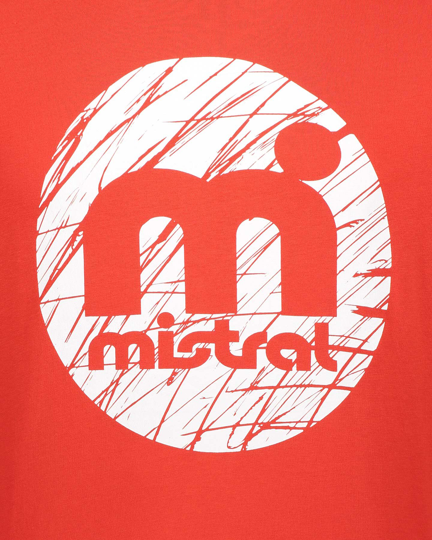 T-Shirt MISTRAL LOGO M S4073901 scatto 2