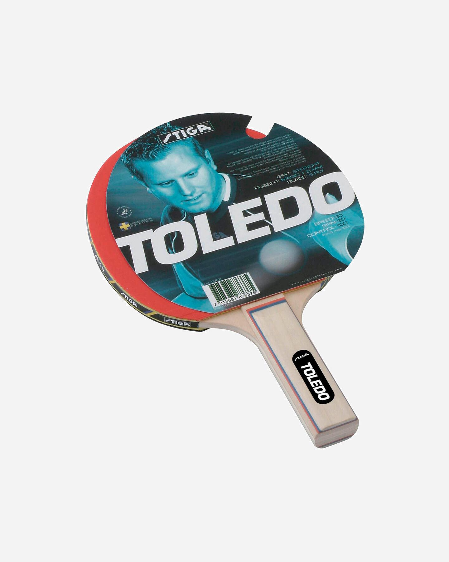 Accessorio ping pong STIGA TOLEDO  S1311859|1|UNI scatto 0