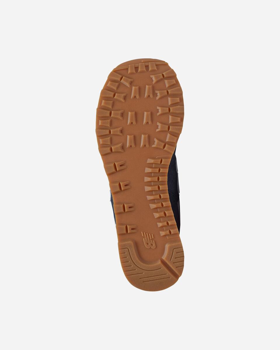 Scarpe sneakers NEW BALANCE 574 M S5236629 scatto 1