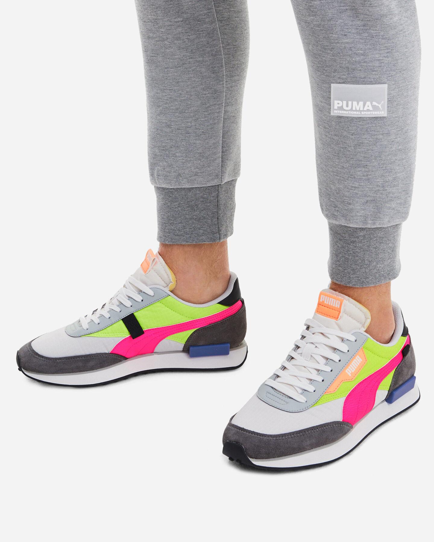 Scarpe sneakers PUMA FUTURE RIDER PLAY ON W S5188685 scatto 5