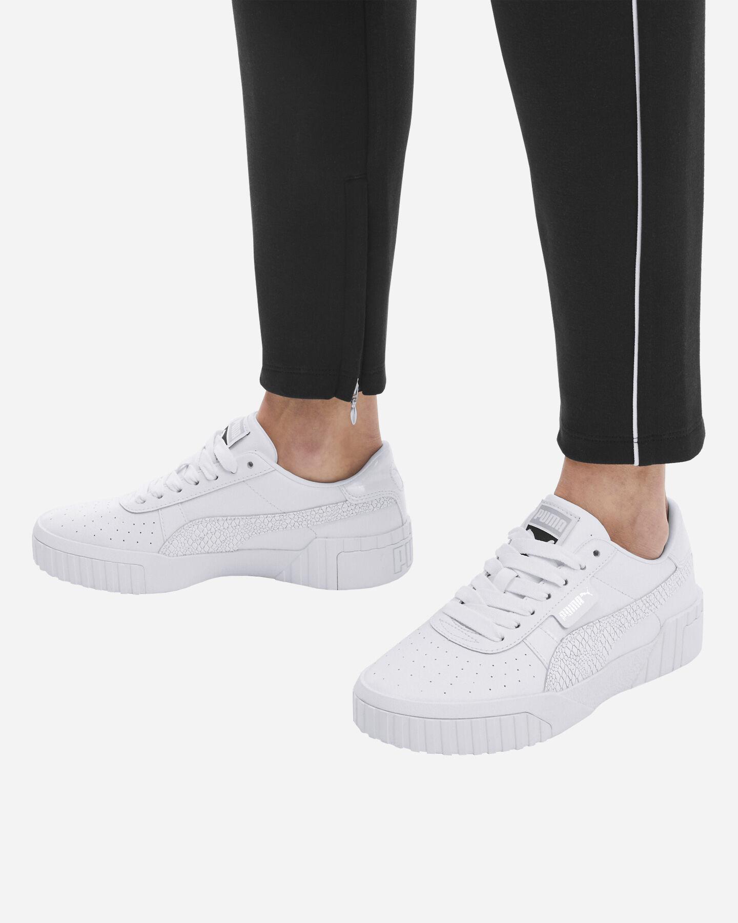 Scarpe sneakers PUMA CALI SNAKE W S5188845 scatto 5