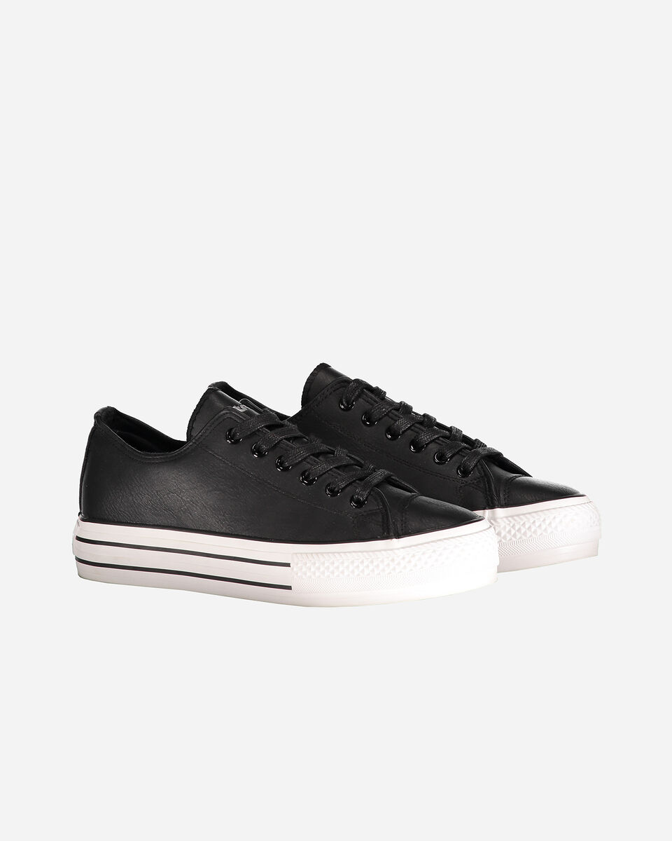 Scarpe sneakers MISTRAL STRIPES PLAT W S4050258 scatto 1