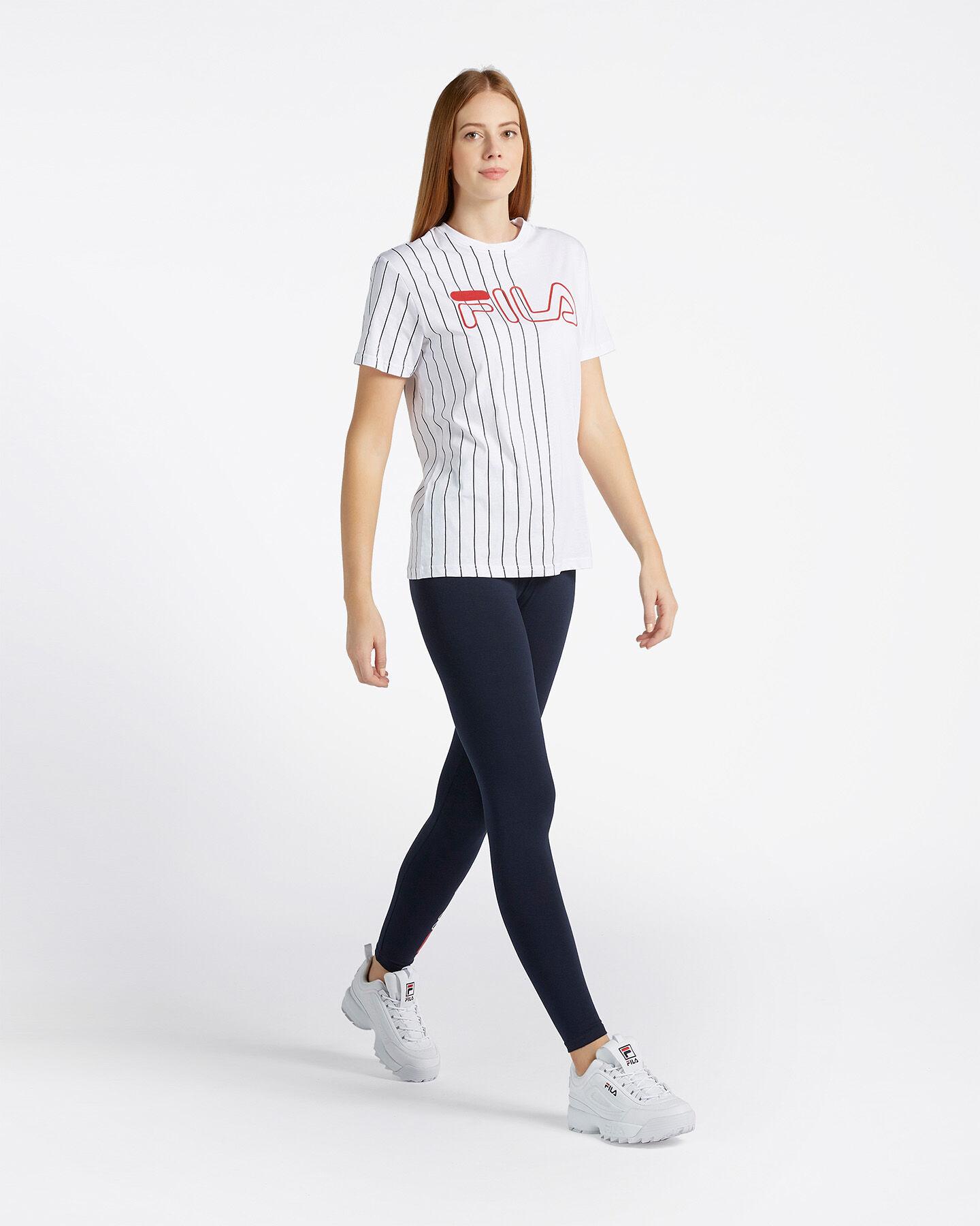 T-Shirt FILA BORG W S4067243 scatto 3