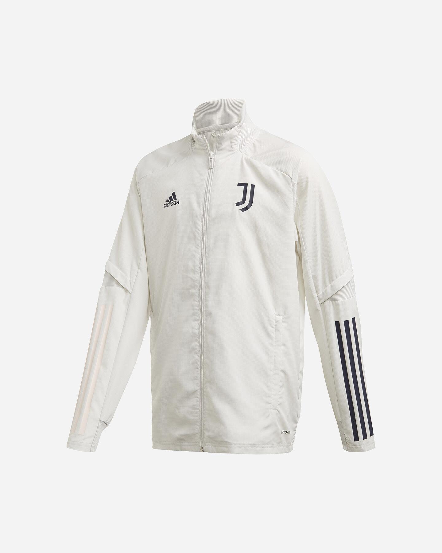 Abbigliamento calcio ADIDAS JUVENTUS PRESENTATION 20/21 JR S5217515 scatto 0