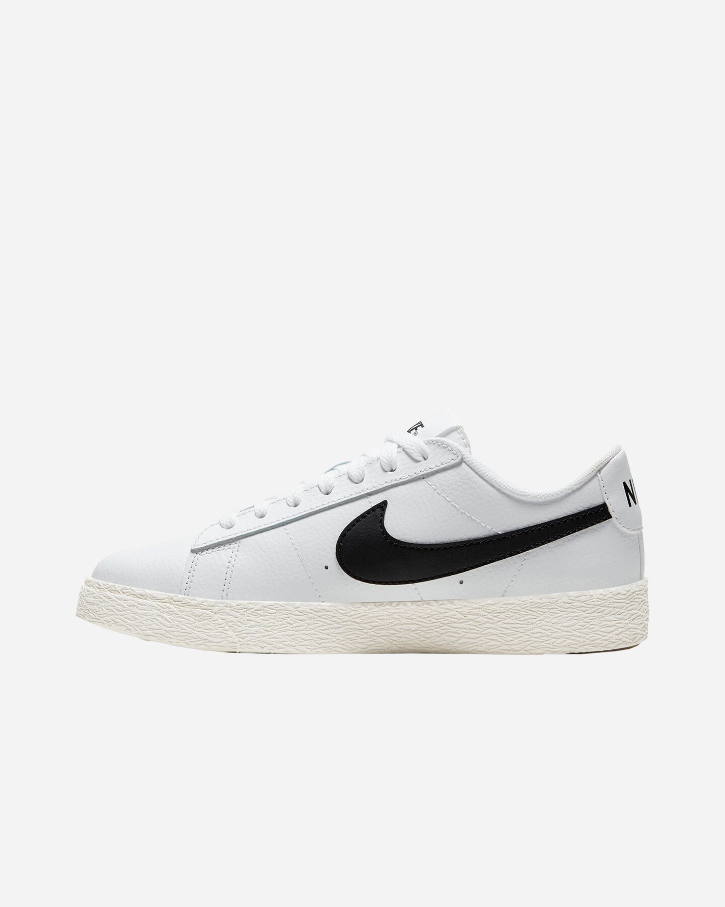 Scarpe sneakers NIKE BLAZER LOW JR GS S5230944 scatto 5