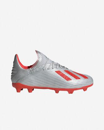 Scarpe calcio ADIDAS X 19.1 FG JR