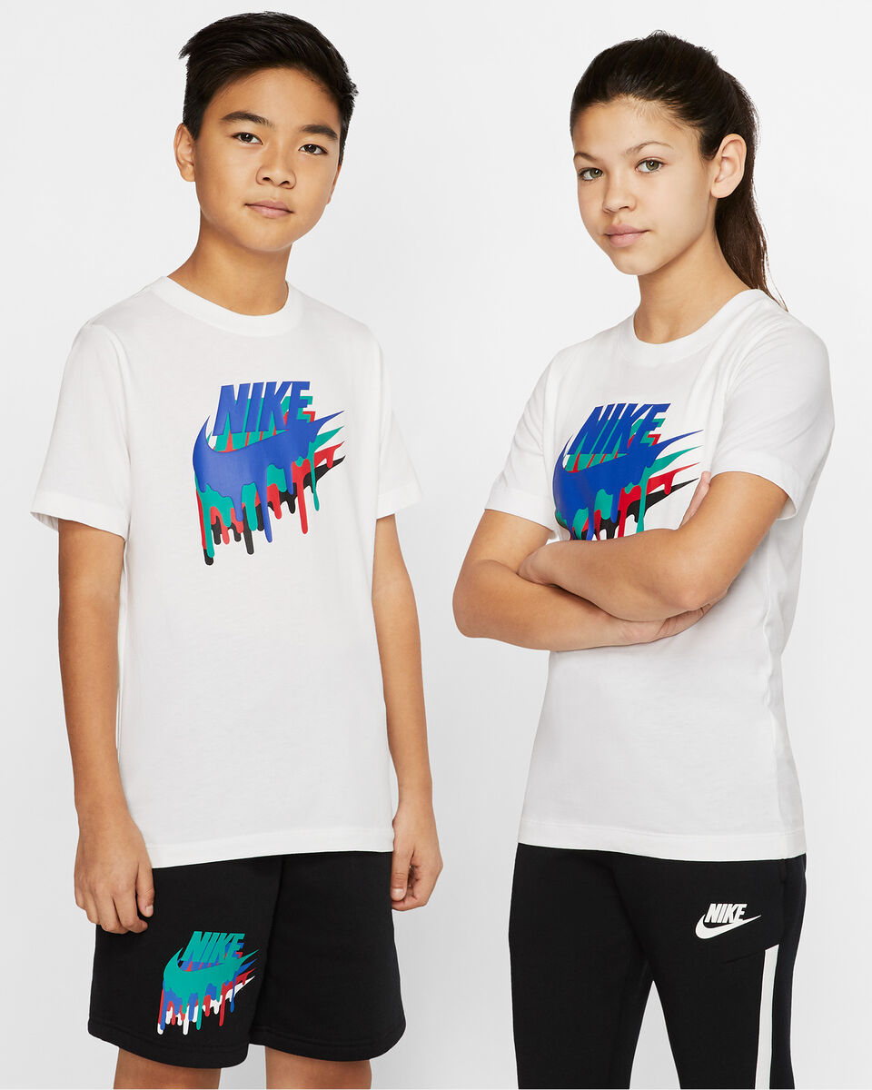 T-Shirt NIKE CRAYON JR S5165057 scatto 3