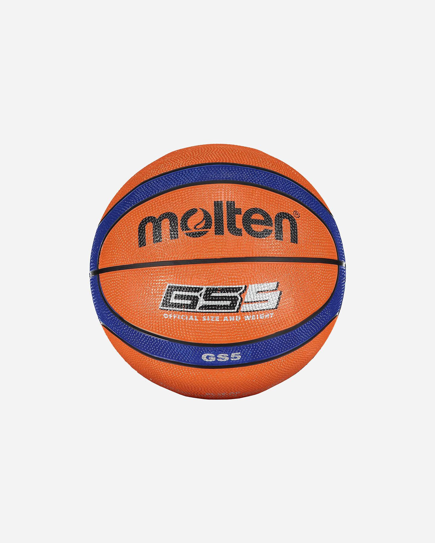 Pallone basket MOLTEN BGS5 SZ5 S4071271|OB|SZ.5 scatto 0
