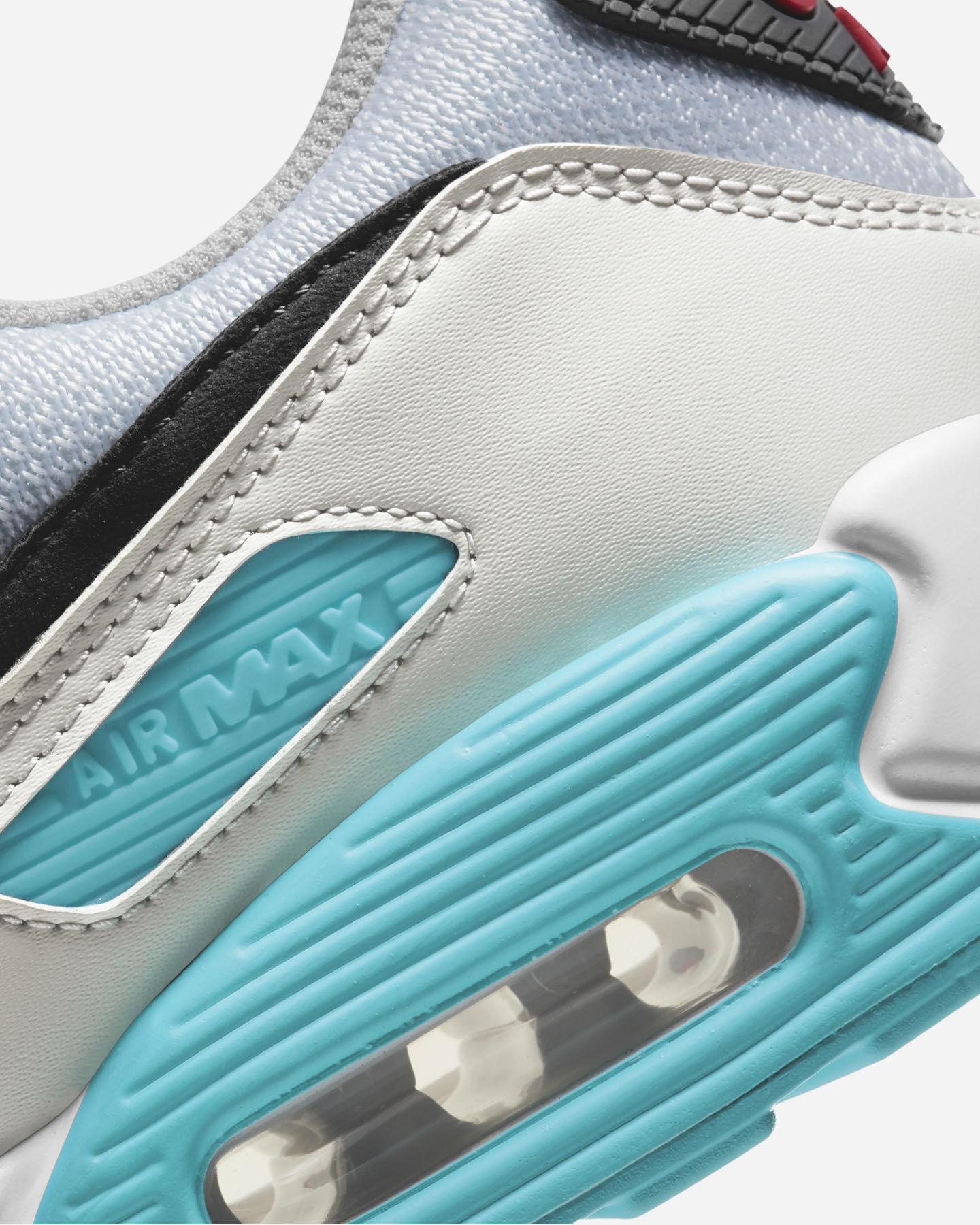 Scarpe Sneakers Nike Air Max 90 M CV8839-100 | Cisalfa Sport