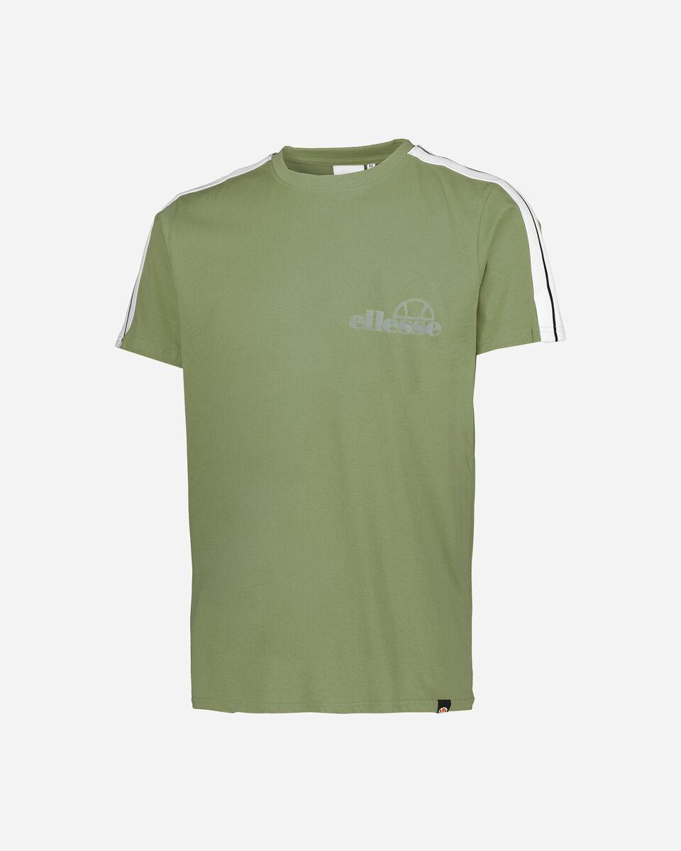 T-Shirt ELLESSE JET STRIPES M S4082140 scatto 5