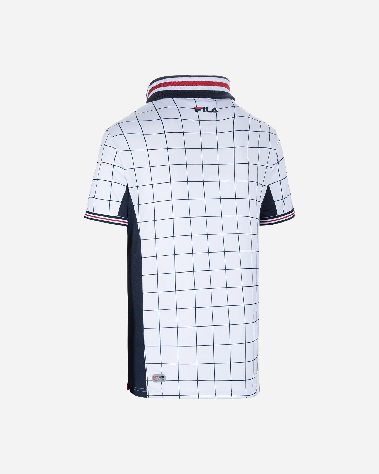Polo tennis FILA TENNIS HERITAGE M S4075795 scatto 1