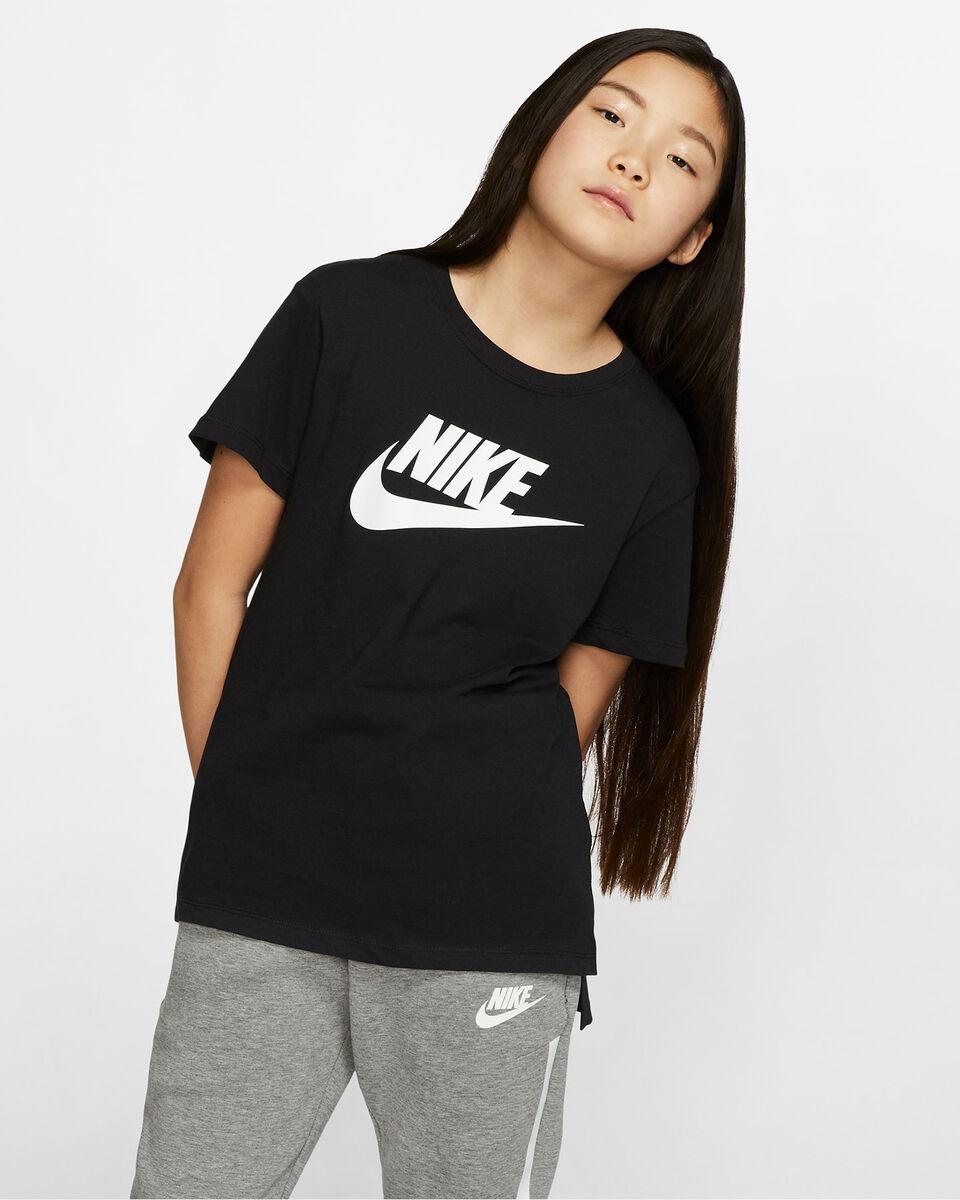 T-Shirt NIKE SWOOSH JR S2023505 scatto 2