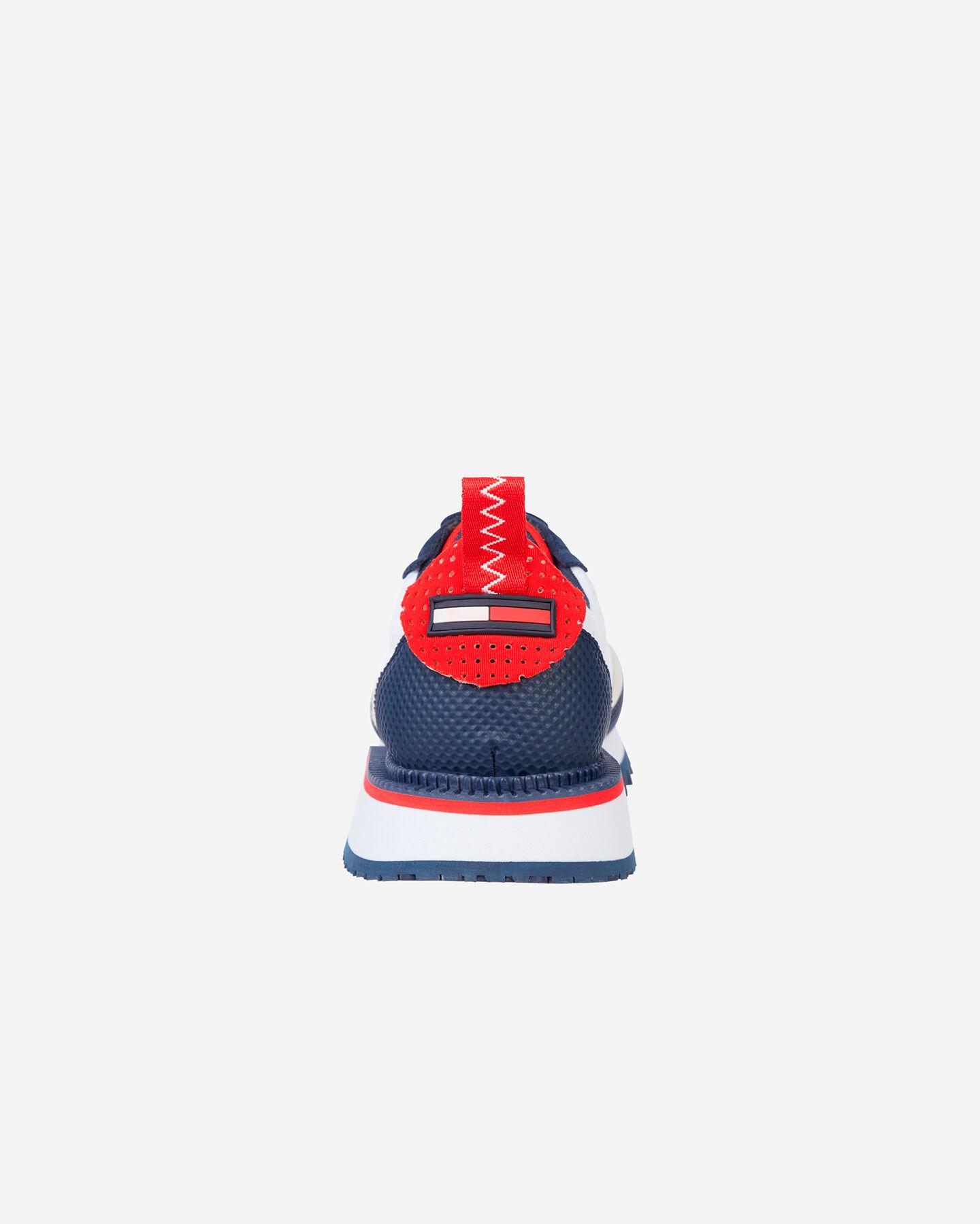 Scarpe sneakers TOMMY HILFIGER FASHION M S4088096 scatto 3