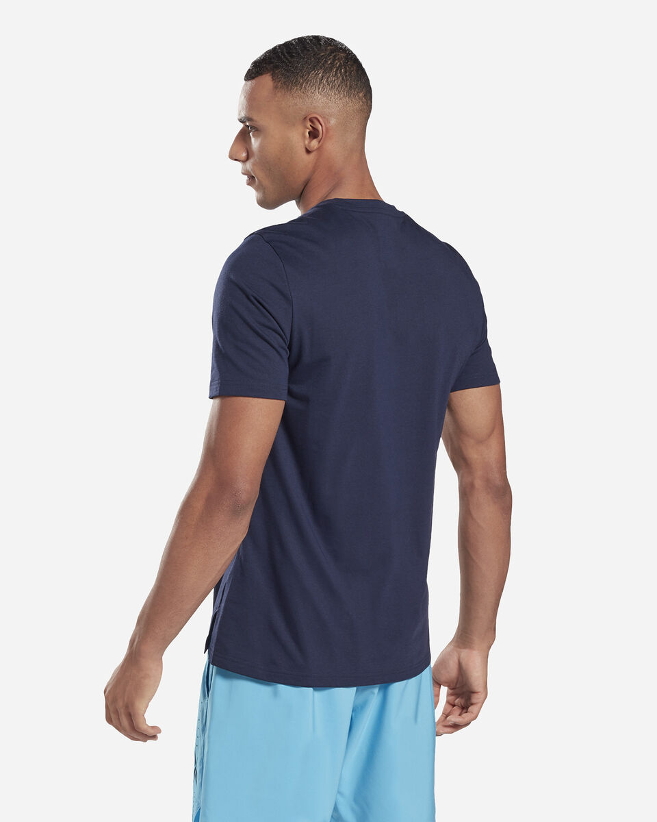 T-Shirt training REEBOK SPEEDWICK MOVE M S5280390 scatto 3