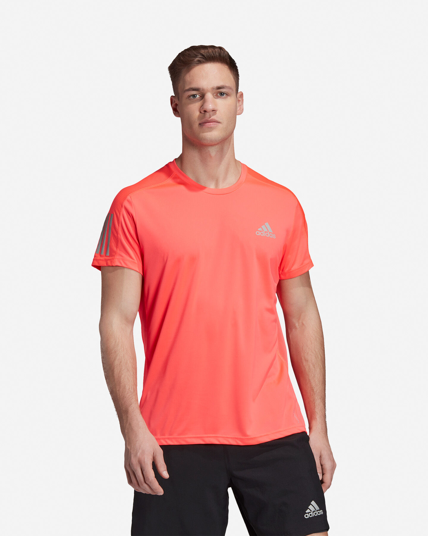 T-Shirt running ADIDAS OWN THE RUN M S5210034 scatto 2
