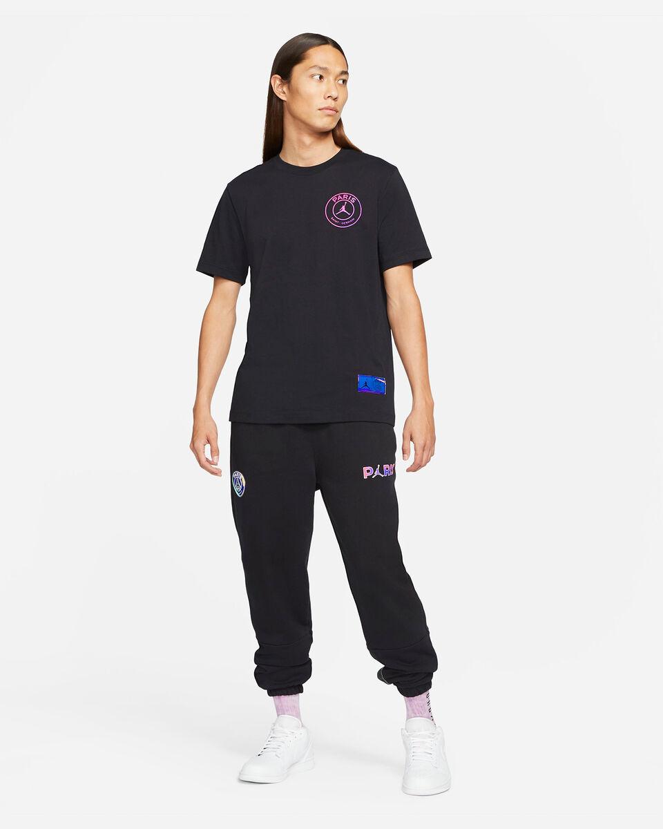 T-Shirt NIKE JORDAN PSG LOGO RETRO M S5267627 scatto 5
