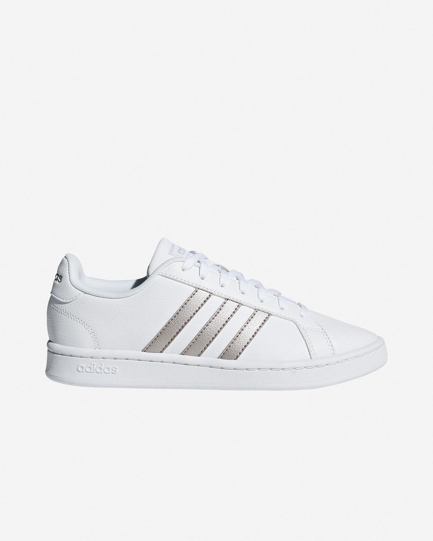 Scarpe sneakers ADIDAS CORE GRAND COURT W S2013642 scatto 0