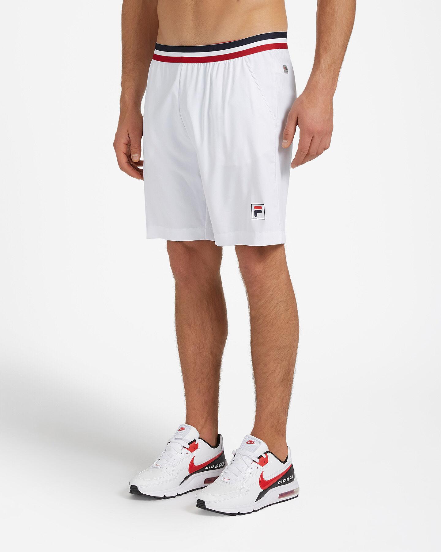 Pantaloncini tennis FILA CLASSIC TENNIS M S4075798 scatto 2