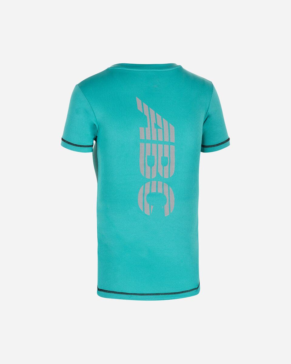 T-Shirt running ABC RUN LOGO W S4068611 scatto 1