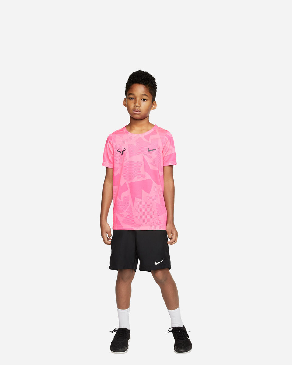 Maglia tennis NIKE COURT DRI-FIT RAFA JR S5163743 scatto 3