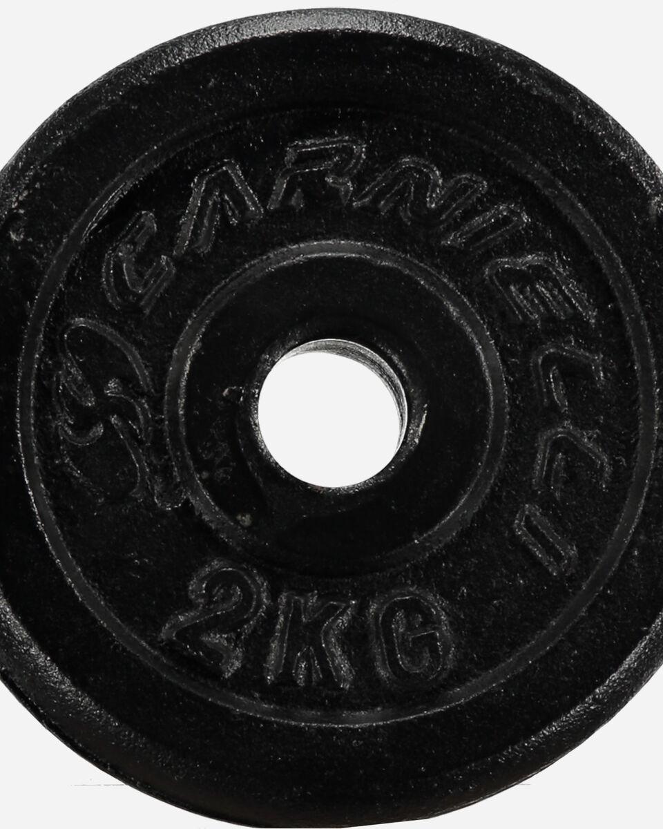 Disco ghisa CARNIELLI DISCO 2 KG S0265716 9999 UNI scatto 1