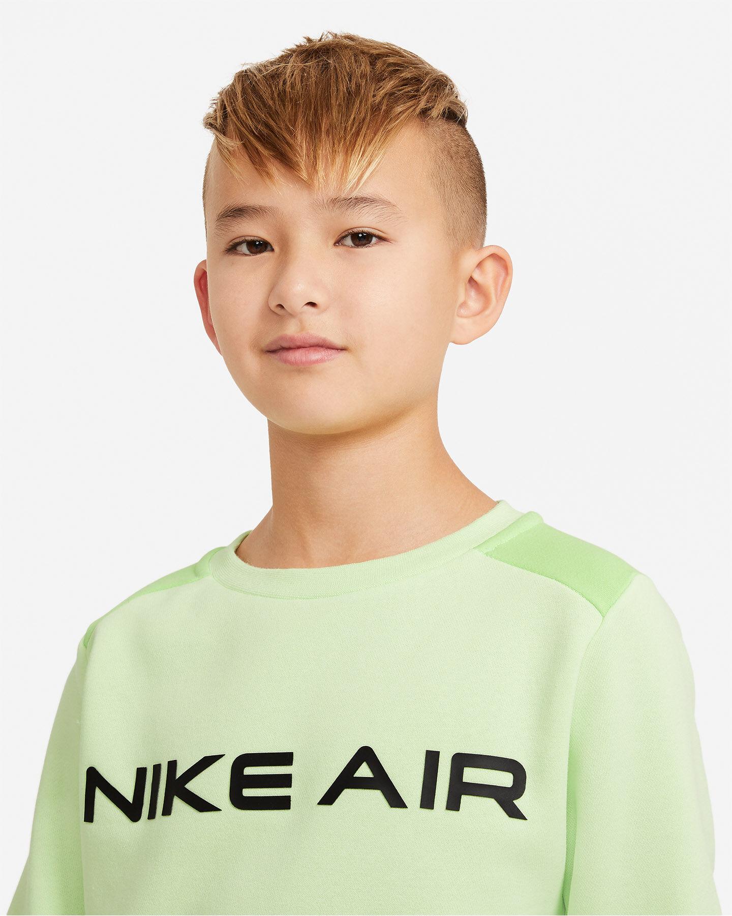 Felpa NIKE AIR JR S5270000 scatto 2